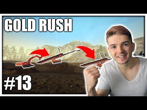 KOMPLETNÍ AUTOMATIZACE! (Gold Rush #13)