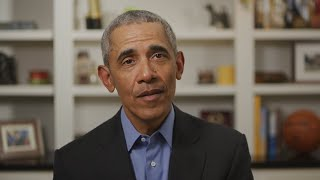 video: Barack Obama endorses Joe Biden for the White House, saying his former deputy can 'heal' the nation