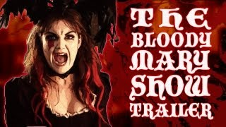 Spend Halloween with Bloody Mary and Her Friends