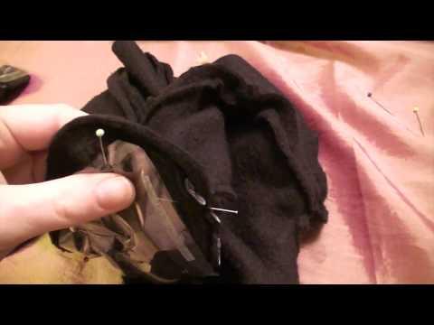 Drachennähen - Ohnezahn (mit kostenlosem Schnitt von Liebesbinchen)   Kamelöhr
