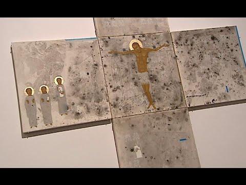 Wystawa ikon w Galerii R-Z - YouTube