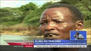 ELIMU NA TAALUMA(16 Novemba 2015):Masomo ya watoto yakatizwa na ajira