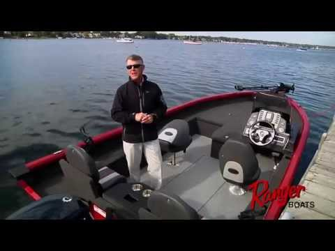Ranger Aluminum Boats 17′ VS1780 Deep V Walk-Through