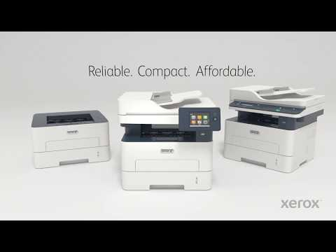 Xerox B215 Multifunction Printers