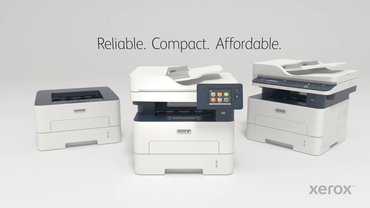 Xerox B215 Multifunction Printer For Secure Workflows Xerox