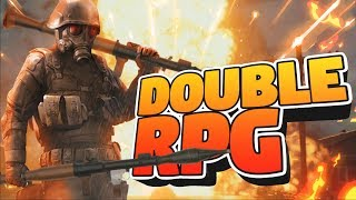 PUBG MOBILE LIVE: CAN WE DO DOUBLE RPG-7 | NEW UPDATE 0.12.0 | RAWKNEE