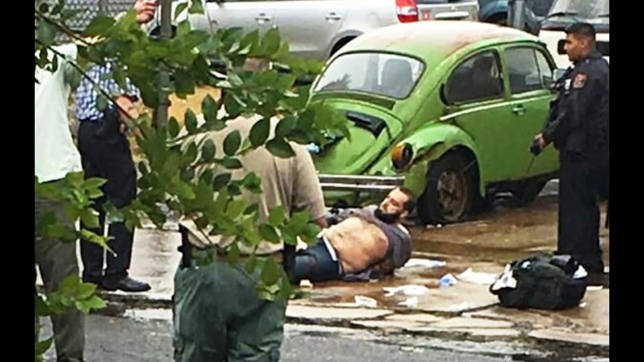 NYC / Jersey Bomb Suspect Captured After Shootout thumbnail