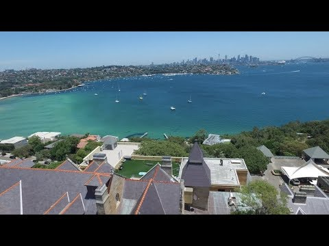One of Sydney's most important buildings - Kincoppal Rose Bay
