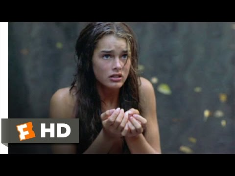 The Blue Lagoon (2/8) Movie CLIP - You're Bleeding! (1980) HD