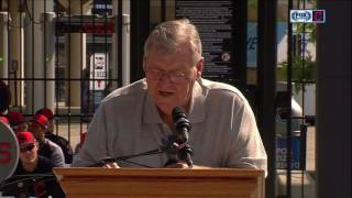 Lou Boudreaus Son-in-law & Former Cy Young Winner Denny McLain On The Mans Love For Cleveland