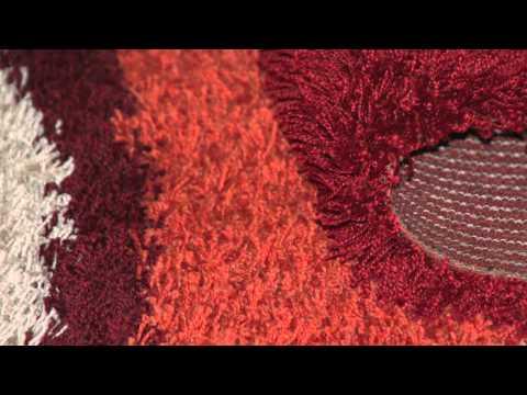 Alfombra Shaggy 6573 :: Mundoalfombra.com