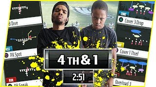 TIME IS TICKING! CRUCIAL PLAY CALL IN THE FINAL MINUTES! - MUT Wars Season 2 Ep.26