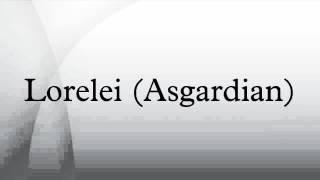 Lorelei (Asgardian)