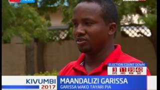 Maandalizi Garissa : Wenyeji wako tayari kwa uchaguzi