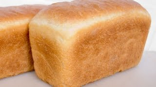 Хлеб. Рецепт и выпечка домашнего белого хлеба в духовке.