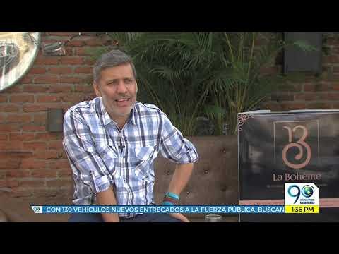 Charlas a la Carta con Guido Correa: Jeison Aristizábal, director Fundación Asodisvalle