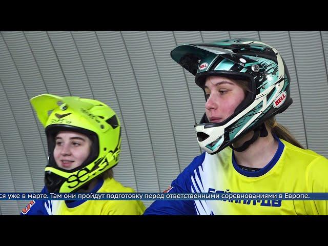 Ангарские велосипедисты вошли в состав сборной страны