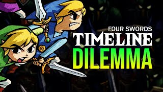 Four Swords Adventures' DEFINITIVE Timeline Placement? (Zelda Theory)