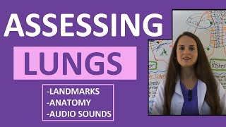 Lung Auscultation Landmarks, Sounds, Placeeffectively ppt""