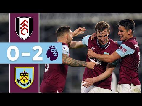 FC Fulham Londra 0-2 FC Burnley