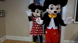 Mickey And Minnie Rental MAscot In NJ