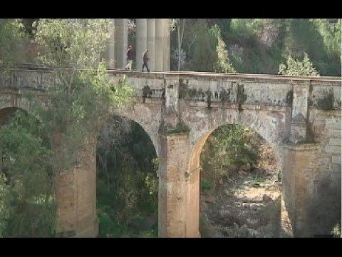 Acueducto de San Telmo de Málaga: últimos guardianes