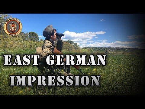 East German NVA Soldier impression
