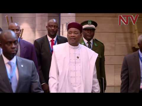 Uganda finally signs the African Free Trade Area Treaty