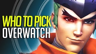 "Overwatch - Who to Pick?  ""Hero Guide"""
