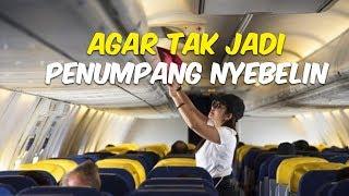 4 Hal yang Harus Dilakukan saat Penerbangan agar Tak Jadi Penumpang Paling Menjengkelkan di Pesawat