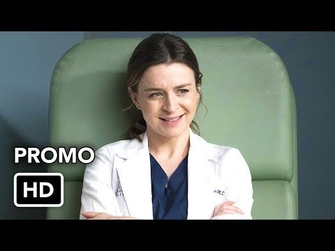 Grey's Anatomy 14.18 (Preview)