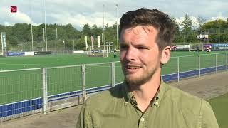 Stijn Jolie uit Almere stopt na 17 jaar met tophockey
