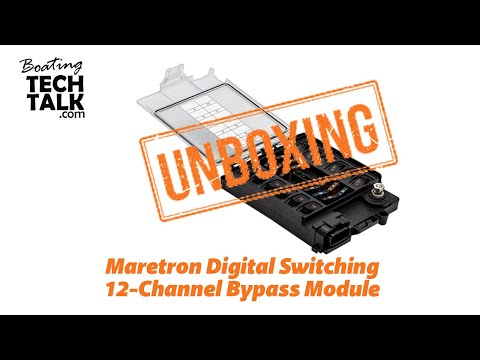Maretron Digital Switching - Part 3 of 3 - Unboxing and Product Review