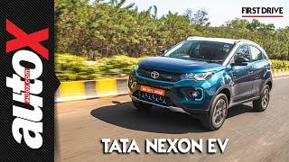 Tata Nexon EV First Drive Video Review