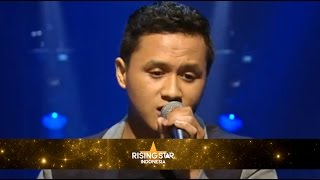 "Nur Aziz ""Apakah Ini Cinta"" Judika - Rising Star Indonesia Eps Live Audition 2"