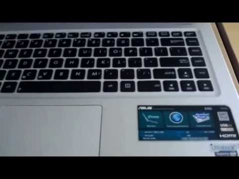 [Unboxing] ASUS S46CB