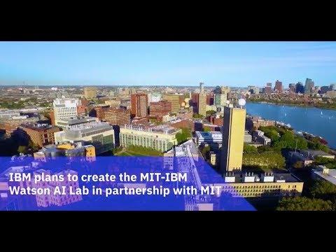 بالفيديو: هذا ما تخطّط له IBM وMIT