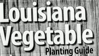 #Louisiana#Planting#Guide Louisiana Planting Guide.
