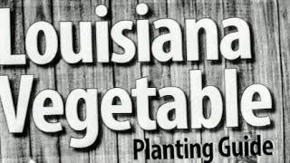 #Louisiana#Planting#Guide Louisiana Planting Guide.