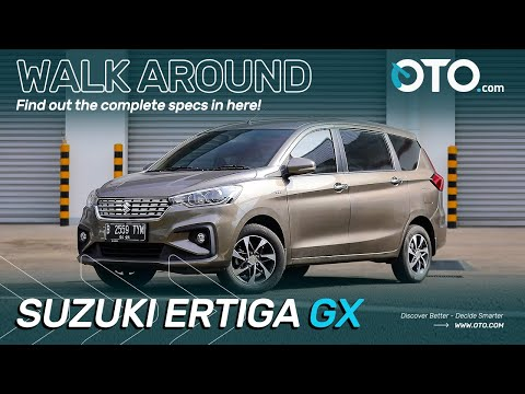 Walk Around | Suzuki Ertiga GX
