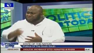 Amaechi budgets $3billion annually and squanders it-- Asari Dokubo