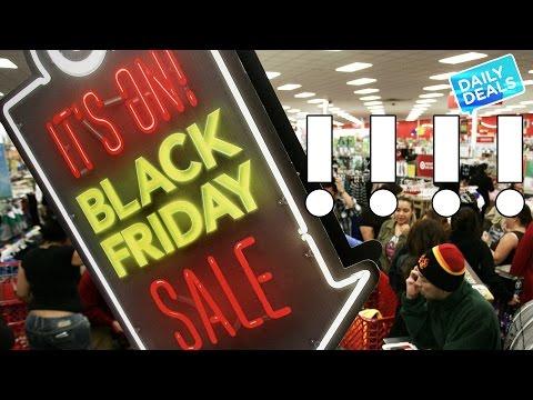 Black Friday 2015 ► Best Black Friday Deals: Tech, Apple, $35 Tablets ► The Deal Guy