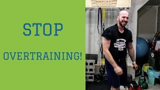 11 signs of OVERTRAINING (and what to do about it!)