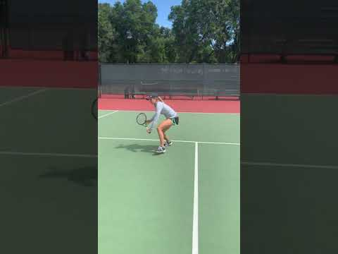 Exercise thumbnail image for Forehand/Backhand Volley Shadow Drill