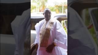 Why Barrow should not wear white haftan