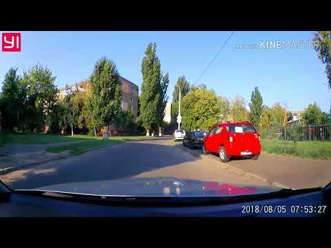 Как не получить штраф за проезд на красный свет в Киеве.