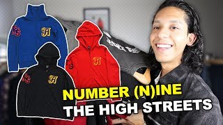 """Number (N)ine """"The High Streets"""" Archive Pickups! + more"""