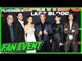 RAMBO: LAST BLOOD   New York Fan Screening