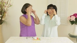 Chinese Acupressure Points & Massage For Pains, Headaches & Qigong