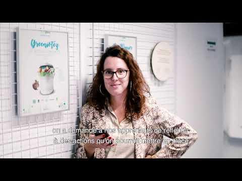 Video GREEN CAMPUS | Découvrez nos initiatives éco-responsables !